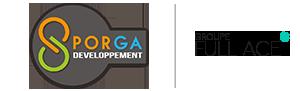 Sporga – Développement
