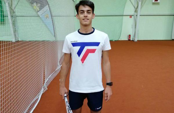 Tournoi en Pologne à Puszczykowo  ITF Junior (J5) du 21 au 28 mars.